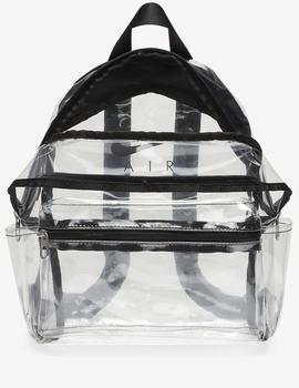 MOCHILA NIKE JUST DO IT TRANSPARENTE  (MINI)