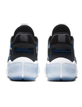 JORDAN REACT ELEVATION RACER BLUE, AZUL/NEGRA