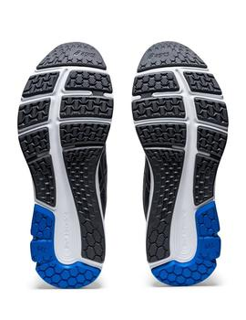ASICS GEL-PULSE 12, GRIS/AZUL