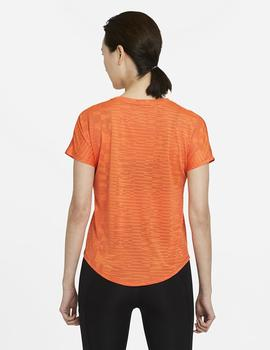 CAMISET NIKE AIR MUJER  SHORT-SLEEVE RUNNING
