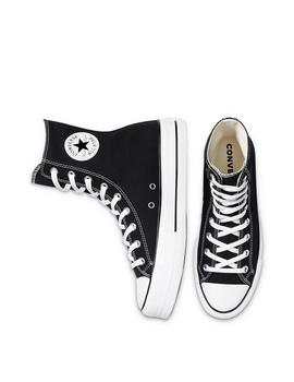 CONVERSE CHUCK TAYLOR ALL STAR LIFT, NEGRA