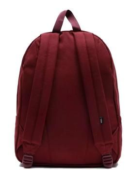 MOCHILA VANS OLD SKOOL III GRANATE