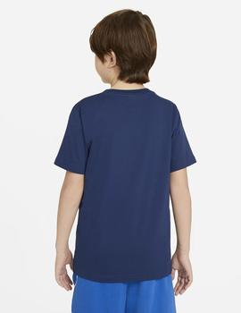 CAMISETA JORDAN JUNIOR, JDB JUMPMAN CITY  TEE