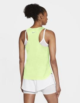 CAMISETA NIKE SWOOSH RUN WOMEN'S RUNNING TAN