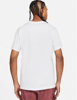 CAMISETA JORDAN JUMPMAN AIR MEN'S SHORT-SLEE BLANC