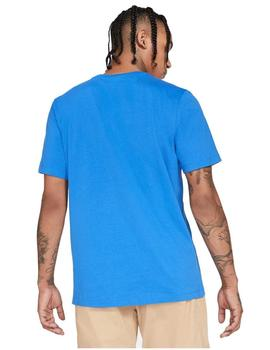 CAMISETA JORDAN JUMPMAN AIR MEN'S SHORT-SLEE AZUL