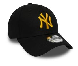 GORRA NEWERA NEW YORK 39THIRTY BLACK GOLD ROSE