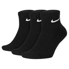 CALCETIN NIKE EVERYDAY CUSHIONED TRAINING NEGRO