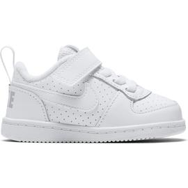 ZAPATILLA NIKE COURT BOROUGH LOW BEBE BLANCO