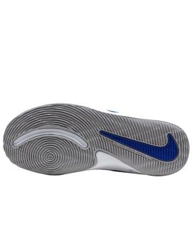 ZAPATILLA NIKE BASKET TEAM HUSTLE 2 CON VELCRO,