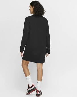 SUDADERA LARGA NIKE AIR WOMEN'S FLEECE DRESS