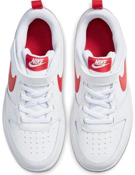 ZAPATILLA NIKE COURT BOROUGH LOW 2 LITTLE KID