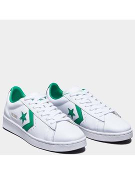 ZAPATILLA CONVERSE PRO LEATHER OG OX BLANCO/VERDE