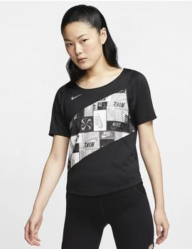 CAMISETA M/C NIKE WOMEN'S RUNNING TOP
