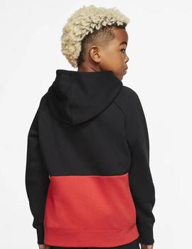 SUDADERA NIKE AIR BIG KIDS' (BOYS') PULLOVER