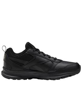 ZAPATILLA REEBOK ALMOTIO 5.0 LEA NEGRO JUNIOR