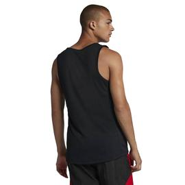 CAMISETA NIKE  BASKETBALL DRI FIT NEGRA