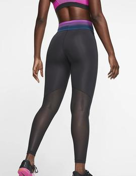 MALLA LARGA NIKE PRO WOMEN'S PRINTED TIGHTS