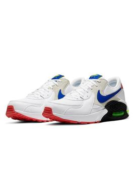 ZAPATILLA NIKE AIR MAX EXCEE MEN'S BLANCA/AZUL