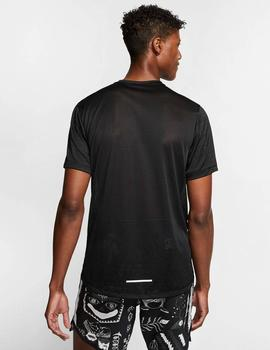 CAMISETA NIKE DRI-FIT MILER MEN'S RUNNING TO
