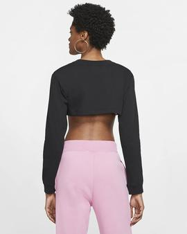 CAMISETA NIKE AIR WOMEN'S LONG-SLEEVE CROP T
