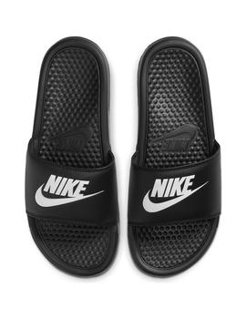 "CHANCAL NIKE BENASSI ""JUST DO IT.MUJER NEGRA"