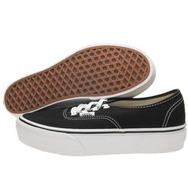 ZAPATILLA VANS AUTHENTIC PLATFORM 2.0 NEGRO