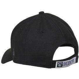 GORRA NEW ERA NBA BROOKLYN NETS NEGRA