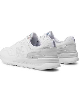 NEW BALANCE CLASSIC 997HV, MUJER, BLANCA